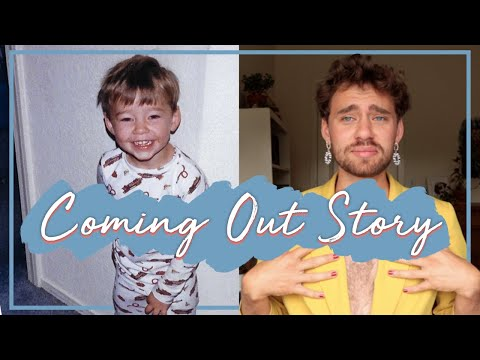 my coming out story (gay+age orientation+nonbinary)