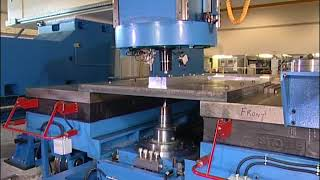 Large scale friction stir welding
