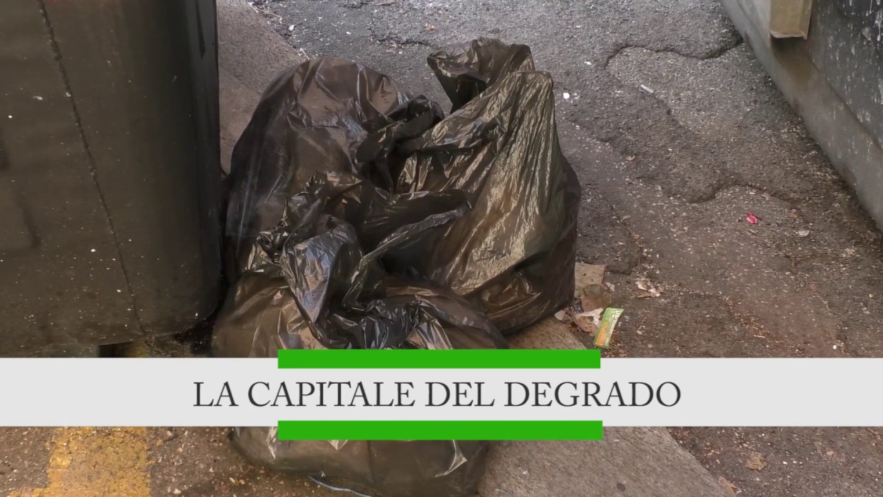 La Capitale del degrado