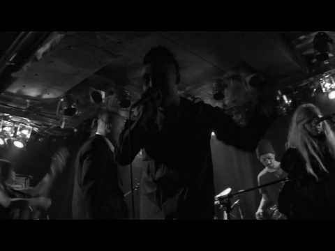 vampillia live in Shimokitazawa basement bar online metal music video by VAMPILLIA