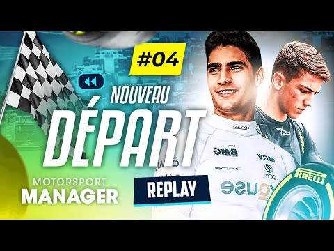 Download On OUBLIE TOUT et on REDÉMARRE ! (Motorsport Manager #4) Mp4 HD Video and MP3