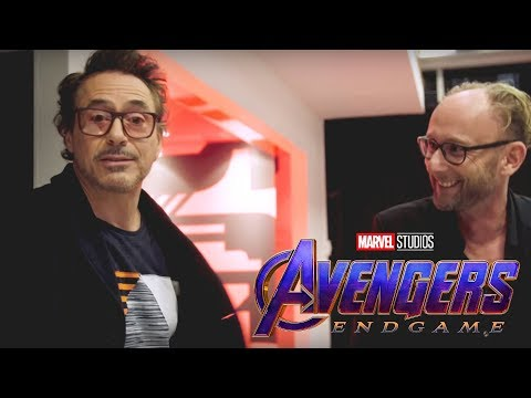 ROBERT DOWNEY JUNIOR DROPS A HUGE SPOILER for AVENGERS 4 END GAME and Iron Man's Fate