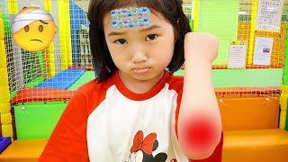 Boram et histoires Boo Boo Chansons pour enfants dans l'aire de jeux