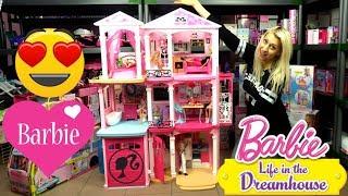 Marivobox #14 * Barbie DREAMHOUSE CJR47 Wymarzony Domek * Najwiekszy domek dla lalki EVER!! UNBOXING