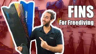Fins for Freediving | Everything you Need to Buy the Best Fins for You! - Video Youtube