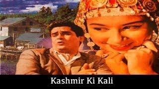 Kashmir Ki Kali - 1964