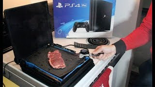 How to Cook Steak on a PS4 Pro
