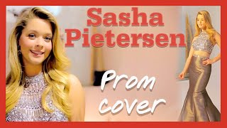 Саша Питерс, TeenPROM Cover Shoot with Sasha Pieterse from Pretty Little Liars!