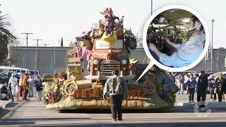 The List #0127: Drive A Parade Float
