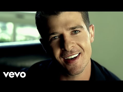 Robin Thicke – Lost Without You