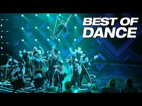 Best Of Dance On AGT Season 13 – America's Got Talent 2018
