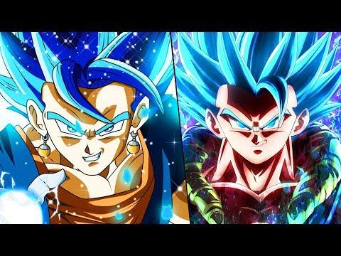Gogeta In Dragon Ball Super Broly Power Compared To Vegito! Gogeta Vs Vegito