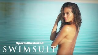 Chrissy Teigen Goes All Natural | Intimates | Sports Illustrated Swimsuit