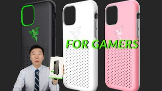 Unboxing the Razer Arctech THC case for iPhone 11.