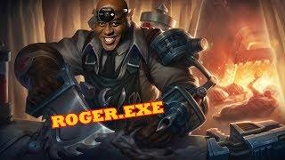 ROGER.EXE ANG DAKILANG KUTING