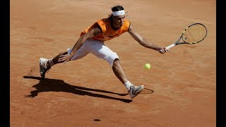 10 Stunning Rafael Nadal Shots From The Rome Masters!