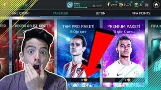 SINIRSIZ PAKET AÇMA HİLESİ!!! FIFA Mobile Fut Draft Simulator