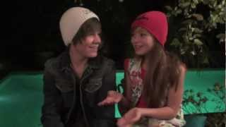 Конни Талбот, Connie Talbot & Jordan Jansen in Los Angeles