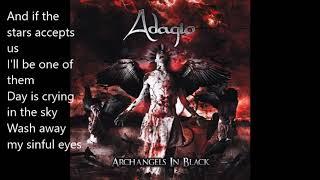 Adagio - the astral pathway LYRICS