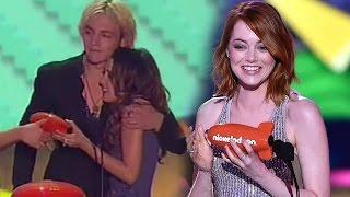 2015 Kids Choice Awards Winners: Austin & Ally, Fifth Harmony, Modern Family