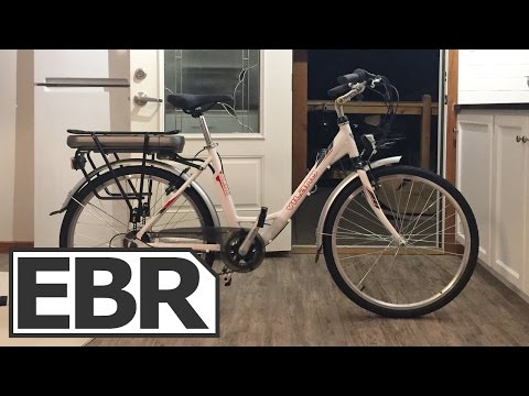 Vilano Pulse Video Review – Affordable Electric Bike Bought on Amazon