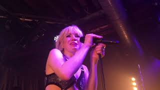 Carly Rae Jepsen   Party For One (HD)   XOYO   29.05.19