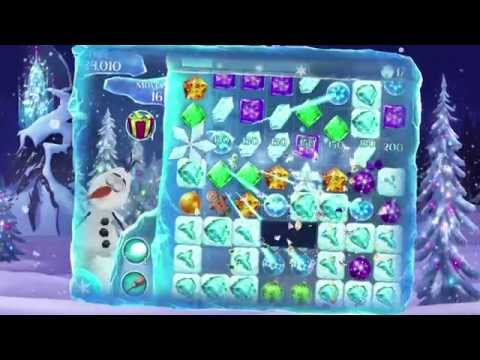Video of Frozen Free Fall
