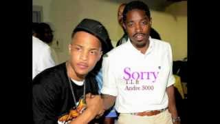 T.I. ft. Andre 3000 - Sorry (High Quality Mp3)