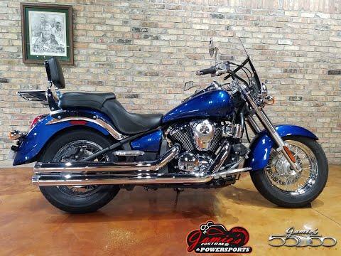 2008 Kawasaki Vulcan® 900 Classic in Big Bend, Wisconsin - Video 1