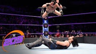 Mustafa Ali vs. Ariya Daivari: WWE 205 Live, April 17, 2018