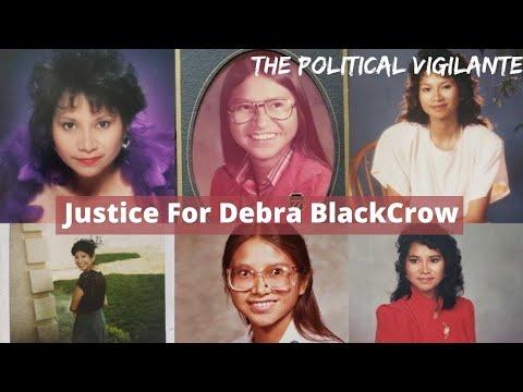 Justice For Debra BlackCrow