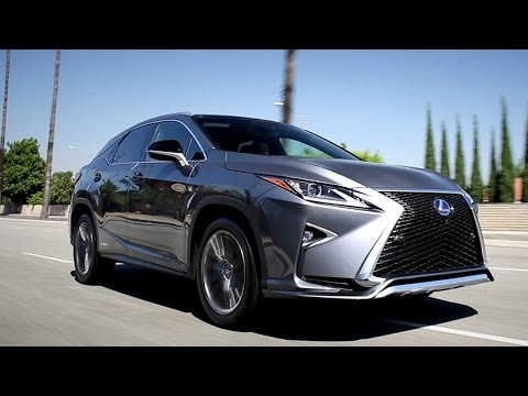 2016 Lexus RX - Review and Road Test