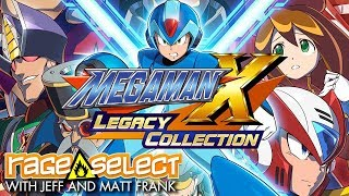 Mega Man X Legacy Collection - The Dojo (Let's Play)
