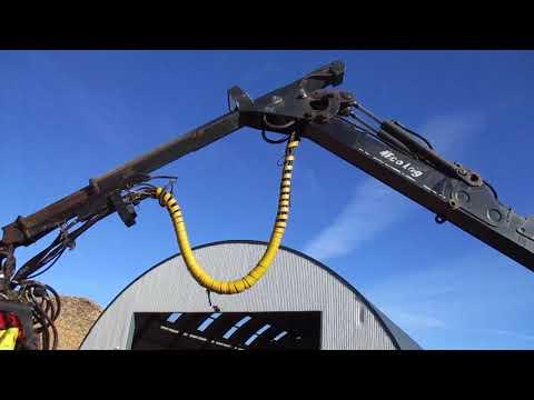 Video: Eco log 580 B skovningsmaskine med Waratah H270 Processor. 2