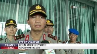 11000 Polisi Amankan Final Piala Bhayangkara