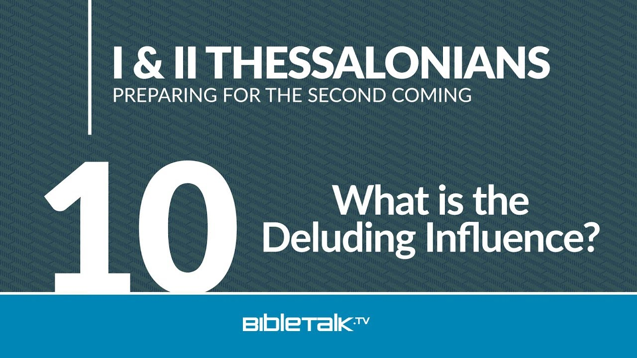 10. What is the Deluding Influence?