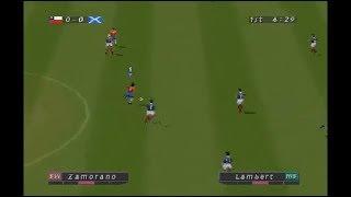 Copa Del Mundo Chile Vs Escocia 4/7 (Playstation 1)