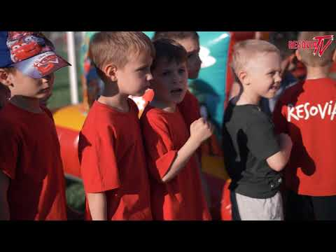 Dzień dziecka w Apklan Resovii [WIDEO]