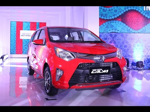 Toyota Resmi Perkenalkan Calya ke Publik | Oto.com