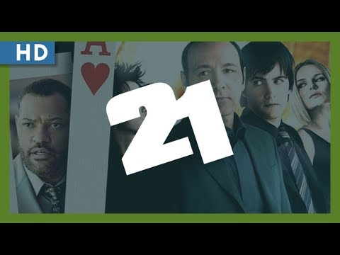 Video trailer för 21 (2008) Trailer