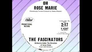 The Fascinators - Oh Rosemarie (3 Versions) (CAPITOL)