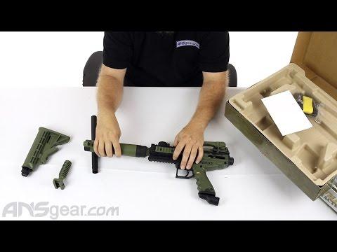 Tippmann Cronus Paintball Gun – Tactical Edition – Review