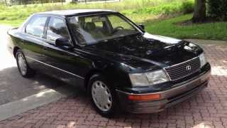 1996 lexus ls 400 with only 78k miles most popular videos 1995 lexus ls400 view our current inventory at fortmyerswa publicscrutiny Gallery
