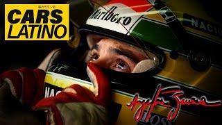 La Historia De El Mejor... Ayrton Senna *CarsLatino*