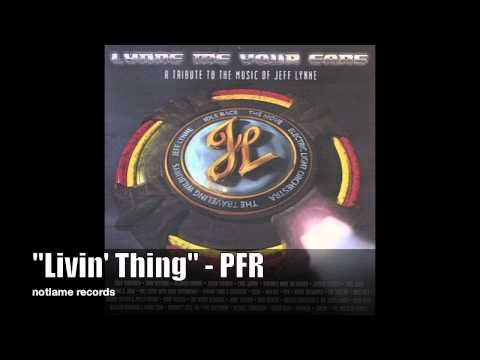 Livin' Thing cover