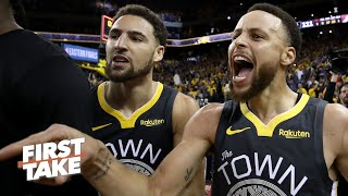 Steph-Klay or Kawhi-Paul George: Which NBA duo would you rather have?   First Take