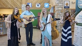The Petersen Family Bluegrass Band (part 2)  Video