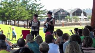 The Jeep Song by The Dresden Dolls in Fremantle, Perth