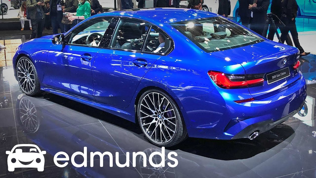 2019 Bmw 3 Series Pricing Features Ratings And Reviews Edmunds