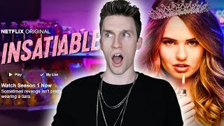 Insatiable is Unwatchable Garbage